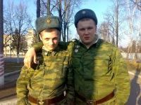 Виталий Попов, 21 сентября 1988, Сергиев Посад, id142850778