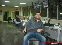 Фархат Сейиткулиев, Мары