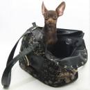 FL BLACK STYLE gold - сумка-переноска для собак - PetMarket.com.ua.