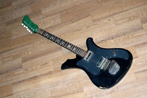Что с гитарой было не так: