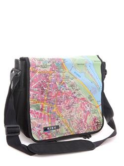 Сумка с картой - MapBag.