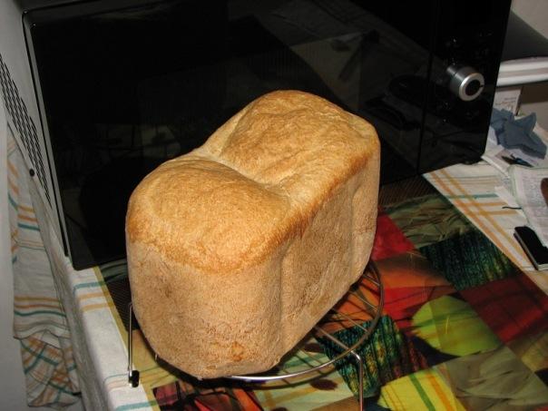 Хлебопечка горениеы хлеба