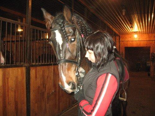Наше увлечение - лошади - Страница 3 X_9032f9ae