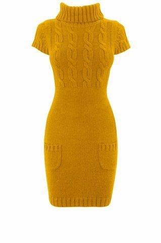 вязаные летние платья со схемами в