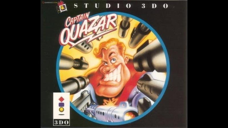Captain Quazar _ Капитан Квазар _ Panasonic 3DO 32-bit _ Прохождение » Freewka.com - Смотреть онлайн в хорощем качестве