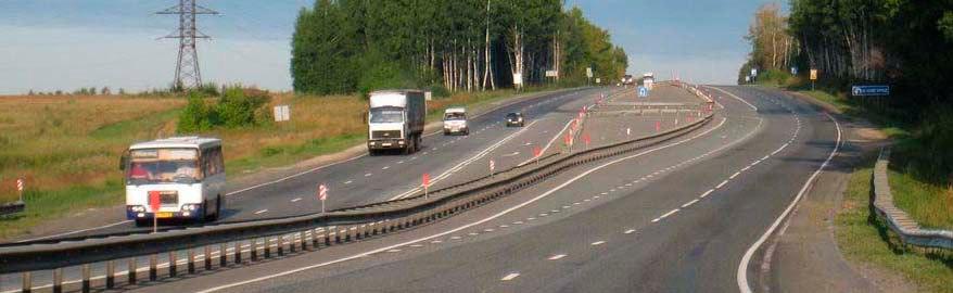 В этом году трассу М7 снова парализуют пробки