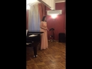 Рубинштейн романс Тамары из оперы Демон 18 04 18
