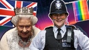 Вся Правда о свободе слова и жизни в Великобритании