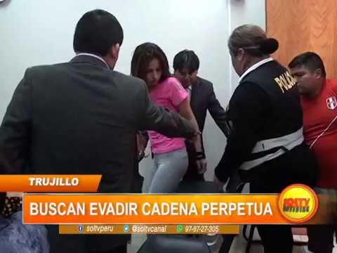 Trujillo Implicados en robo y muerte de docente podrían recibir cadena perpetua