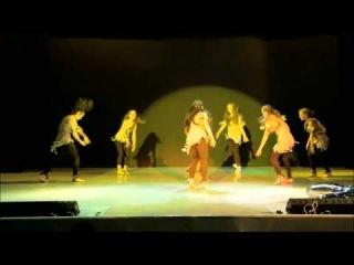 Коллектив Ровесник с танцем Дар Богов, рук ль Левина Елена  г  Хабаровск