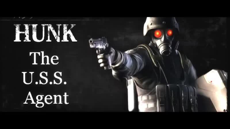 Кто такой ХАНК/HUNK?? САМЫЙ загадочный персонаж RESIDENT EVIL!