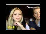 Olivia Holt & Austin North's Live Chat September 27, 2014 Part 3
