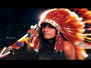 (( МЕТАЛЛИЧЕСКОЕ НАСТРОЕНИЕ )) АНТРАКС // ANTHRAX - INDIANS