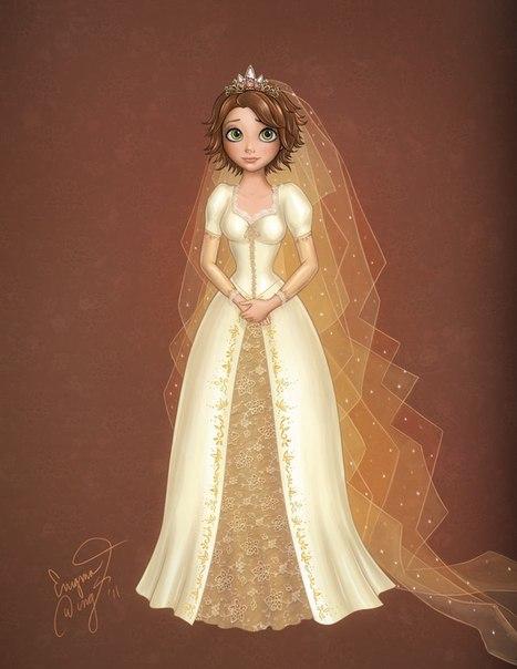 Девичья краса,принцессы диснея