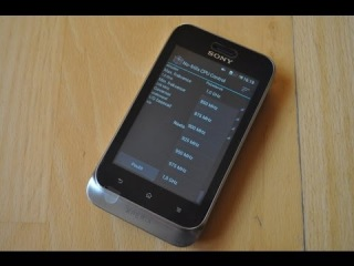 Sony XPERIA Tipo Dual with Vengeance kernel - Dual Recovery and overclocking