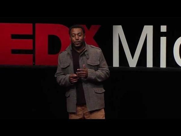 Understanding Literature through Hip Hop: Sage Salvo at TEDxMidAtlantic 2012