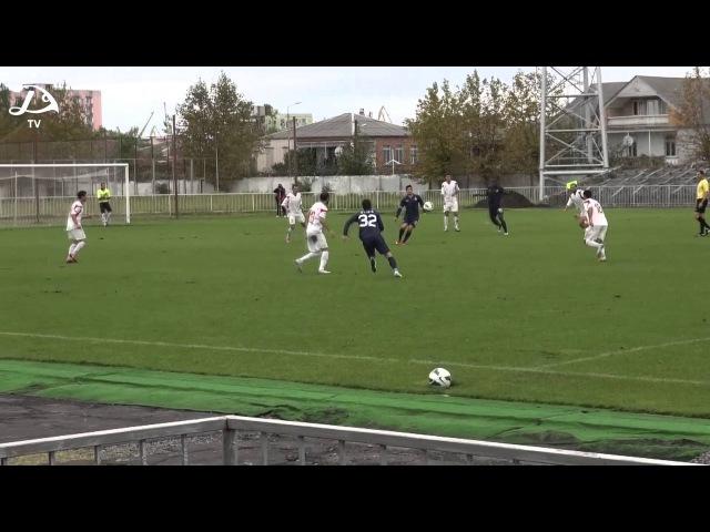 FC Kolkheti Khobi 0:9 FC Dinamo Tbilisi (highlights)