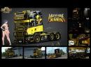 ETS2 v1 27 1 6 Scania V8K R520 Wolverine DLC Trailer
