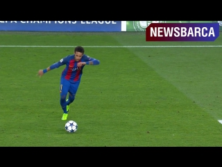 Великолепный гол Неймара со штрафного в ворота ПСЖ