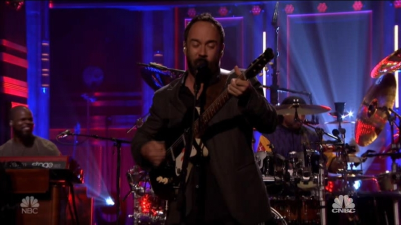 Dave Matthews Band - Samurai Cop (The Tonight Show Starring Jimmy Fallon - 2018-06-21)