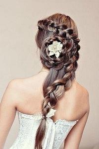 Красивые причёски для девочек 10 лет на длинные волосы - cae19