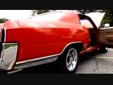 Автомобиль Chevrolet Monte Carlo, 1970 года