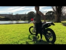 Ina Halls doing things right, being... - TimColemanX Off-Road clinics Stunt Shows