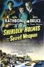 SHERLOCK HOLMES Y EL ARMA SECRETA SECRET WEAPON, 1943, Full Movie, Spanish, Cinetel