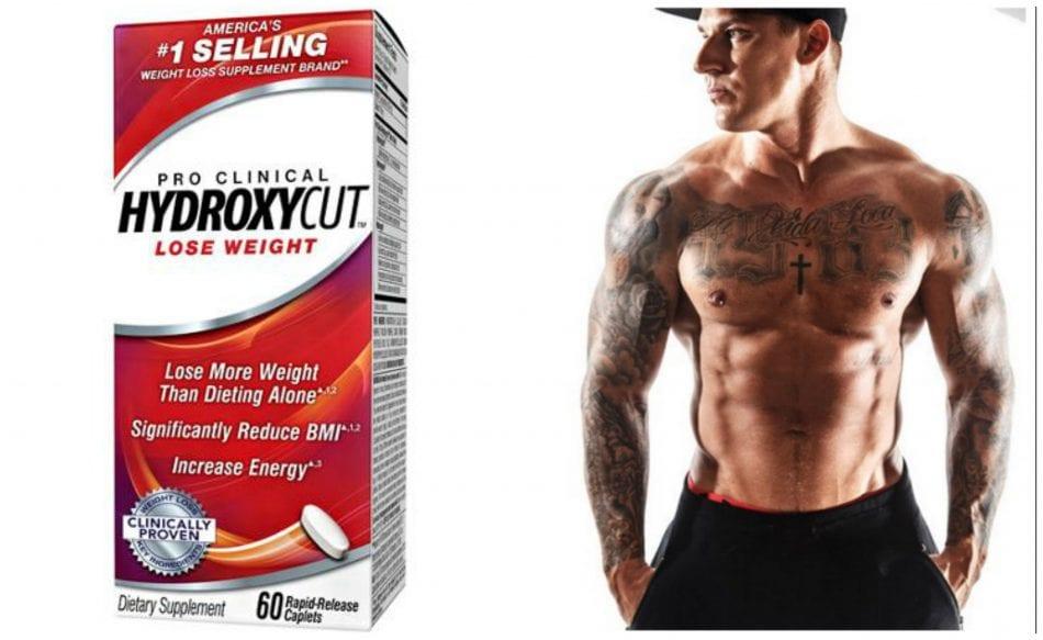 Hydroxycut содержит кофеин и травяные смеси, которые, как утверждают, улучшают потерю веса.