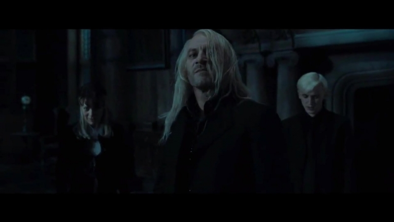 Death eaters / Slytherin vine.