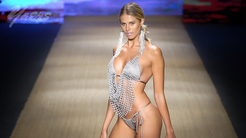 Aguaclara Swimwear Fashion Show SS 2019 Miami Swim Week 2018 Paraiso Fashion Fair Fashion Week