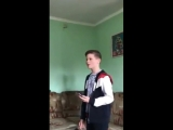 Школьник спел родственникам