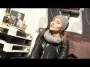 Videobotschalft von Sophia Thomalla für MC Winkel