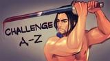 HACHIMAN: [A-Z] Challenge | [А-Я] Челлендж | Grandmaster Ranked Duel 1x1