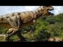 Парк Живых Динозавров Крым.