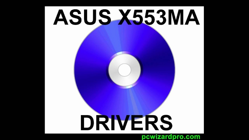 ASUS X553MA Drivers Windows 7