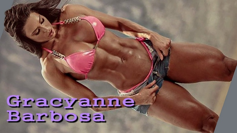 Gracyanne Barbosa part2 most powerful muscular legs and glutes