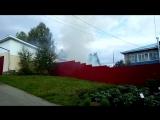 Пожар в с. Новобелокатай, ул. Школьная, 8 (VID_20180827_161224)