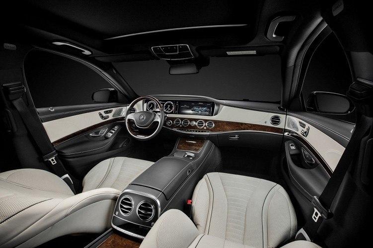 Mercedes-Benz S-klasse 2014