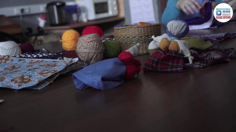 Мастер-класс по созданию вепсской куклы