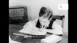 1950s UK Life, Helpful Policeman, Homework