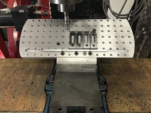 Multi Purpose Fixture Plate / Mini Pallet