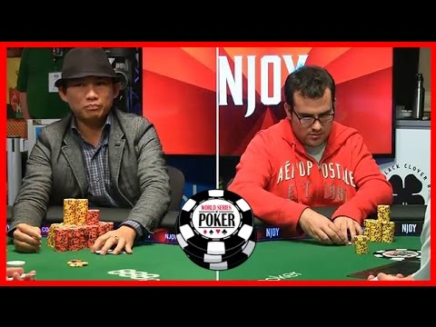 WSOP 2015 ♠ Christian Pham wins Event 23: $1,500 No-Limit 2-7 Draw Lowball for $81,314