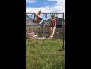 Воздушные гимнастки
