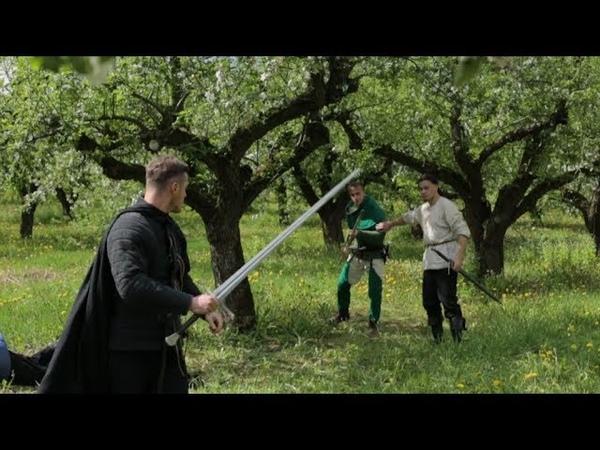 Akademia Szermierzy - Fior di Battaglia Chapter IV (The Courage)