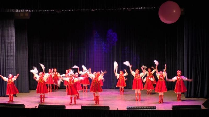 Танец Сапожки русские.MTS