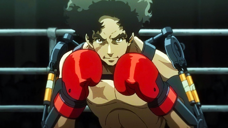 Megalo Box『AMV』- Say Amen