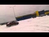 Ford Ranger, валим боком)))