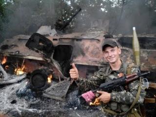 Мацкевич Владислав Бывший милиционер хвастается убийствами солдат