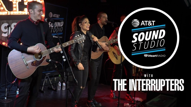 The Interrupters Perform All Acoustic Set Live Covers Be My Baby